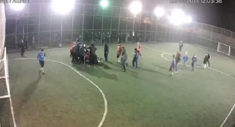 В Зубутли-Миатли футболист умер во время матча