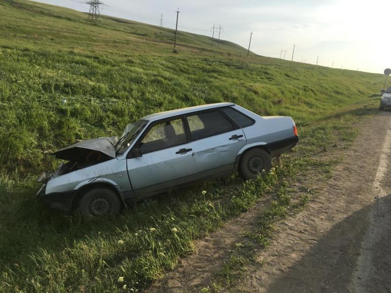 Три человека пострадали в ДТП в Кизилюртовском районе