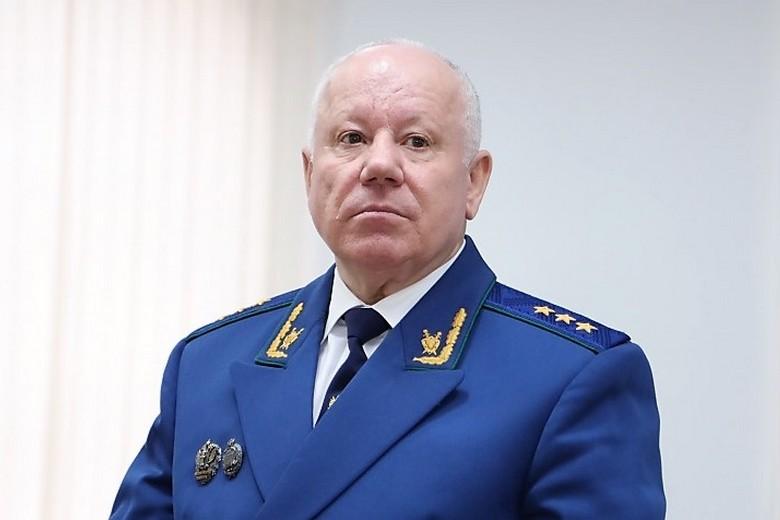 Замгенпрокурора Иван Сыдорук ушел в отставку