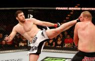 Боец UFC Руслан Магомедов пожизненно дисквалифицирован в США