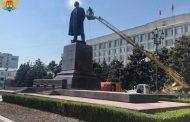 Памятник Ленину в Махачкале планируют отремонтировать