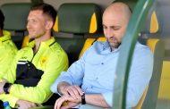 «Анжи» проведет два матча чемпионата России без главного тренера