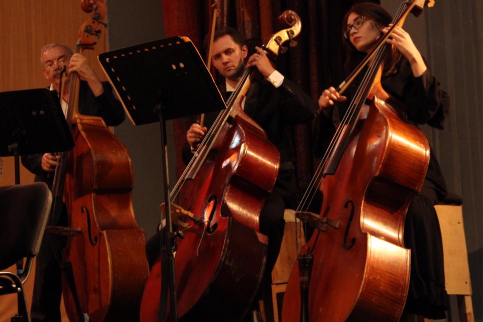 В Махачкале проходит международный музыкальный фестиваль «Порт-Петровские ассамблеи»