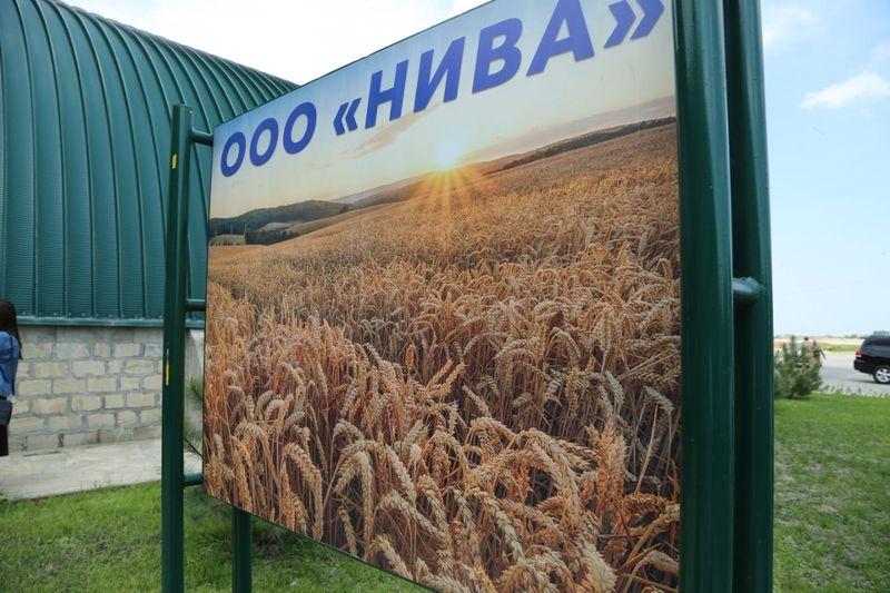 В Кизлярском районе открылся новый завод по производству риса