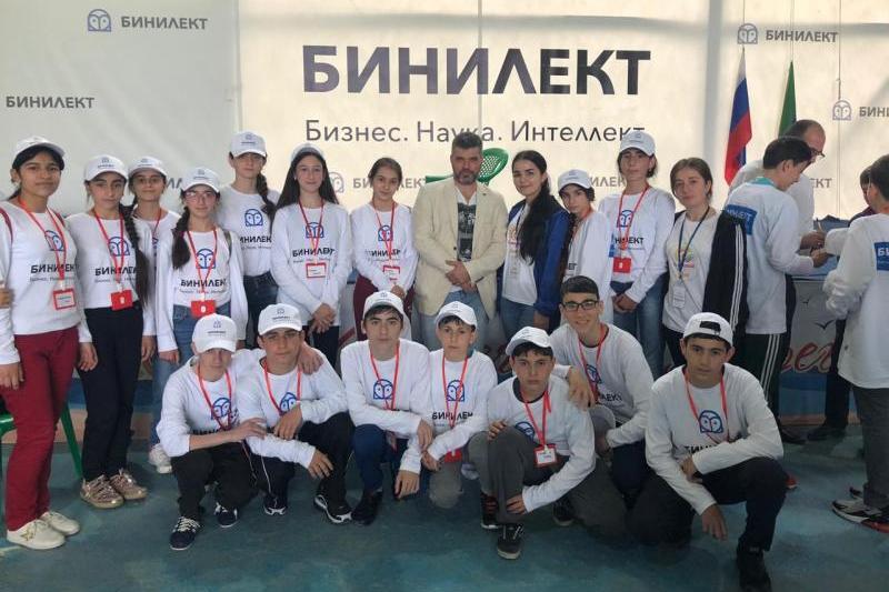 В школе «Бинилект» будут учиться 200 дагестанских школьников