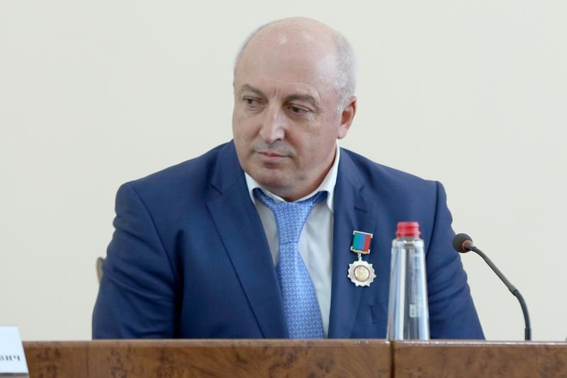 Управление службы судебных приставов по Дагестану возглавил Алик Алилов