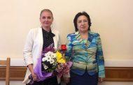 Уммупазиль Омарова наградила активистов добровольческого движения Дагестана