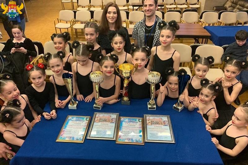 Детская балетная группа из Дагестана стала победителем на международных конкурсах