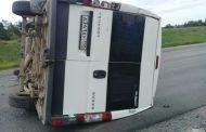 В ДТП в Саратовской области пострадали десять дагестанцев