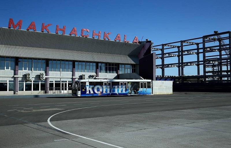 В аэропорту Махачкалы был задержан участник «Джебхат-ан-Нусры»