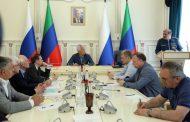 В Дагестане подвели итоги облета районов, пострадавших от ЧС