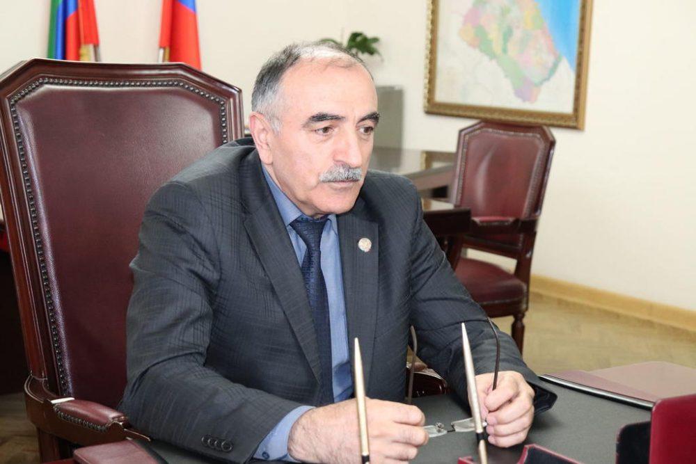 Басманный суд Москвы арестовал главу Докузпаринского района