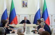 На работу в Дербент переедут семь высококвалифицированных врачей из Санкт-Петербурга