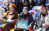 В Махачкале прошел митинг ко Дню Победы