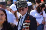 В Параде Победы приняло участие 113 тысяч дагестанцев