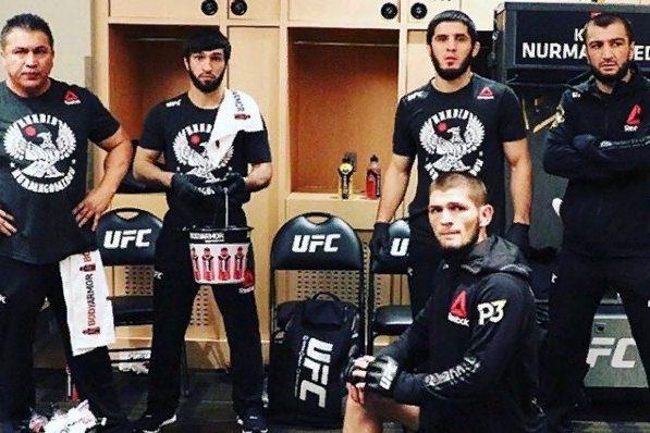 UFC: дисквалификация Нурмагомедова и Тухугова сокращена на 35 дней