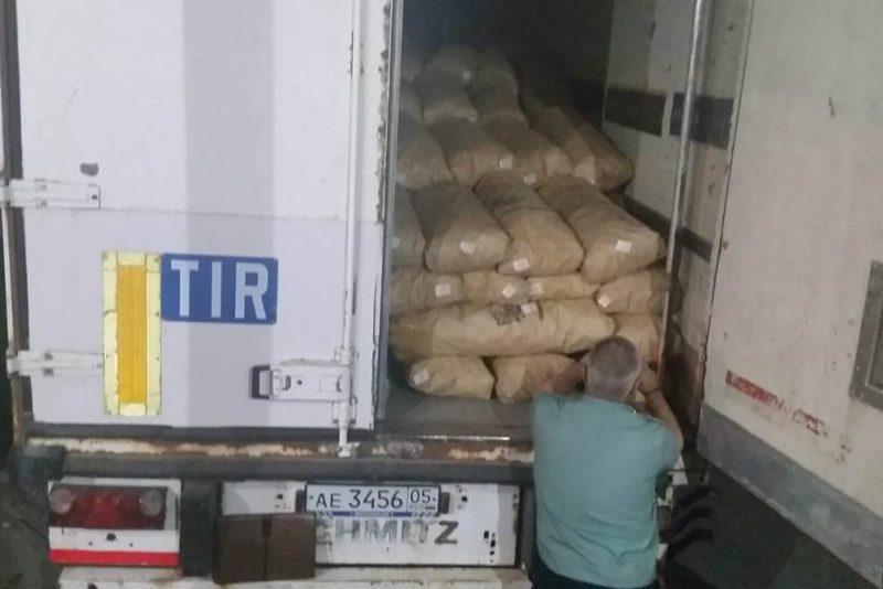 Через Дагестан пытались ввезти около 200 тонн зараженных овощей