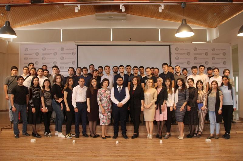В ДГТУ презентовали Всероссийскую форумную кампанию