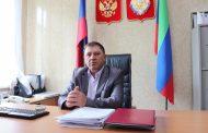 Докузпаринский район временно возглавил Ахмед Ахмедов