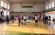 В Хивском районе состоялся турнир по волейболу