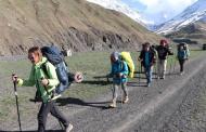 В Докузпаринском районе прошла альпиниада в честь Дня Победы