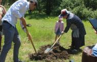 В Эльтавском лесу прошла акция «Сохраним наш лес»
