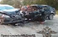 В ДТП в Хасавюртовском районе погиб человек