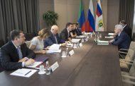Владимир Васильев и Дмитрий Патрушев обсудили развитие АПК в Дагестане