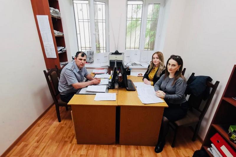Центр «Успех» трудоустроит освободившихся из мест лишения свободы граждан