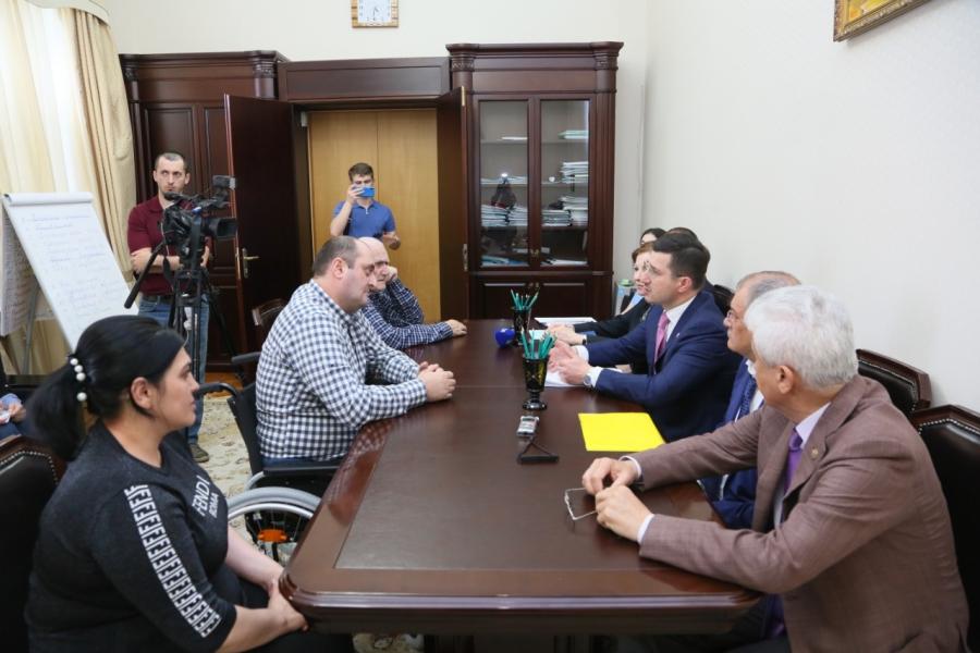 В бюджете Дагестана предусмотрено 300 млн рублей на жилищные субсидии инвалидам