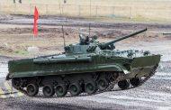 Мотострелковая бригада в Дагестане получила ротный комплект БМП-3