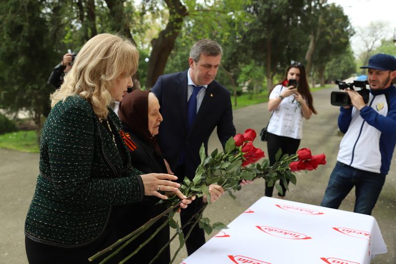 В Махачкале открыли мемориальную плиту имени композитора Наби Дагирова