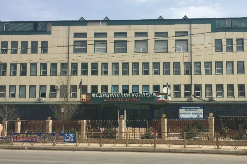 Телефонный террорист «заминировал» медицинский колледж в Махачкале