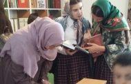 В Новолакском районе открылась новая библиотека