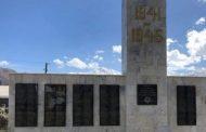 В Рутульском районе построили памятник героям Великой Отечественной войны