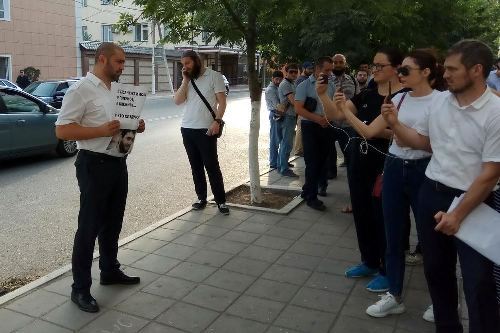 Минюст Дагестана и мэрия вновь отказались согласовать митинг в поддержку журналиста «Черновика»