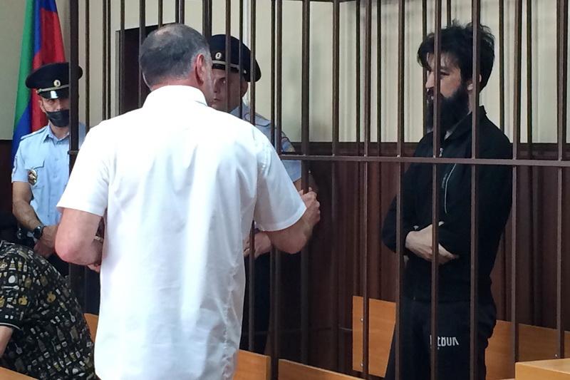 Суд продлил срок содержания Кемала Тамбиева под стражей