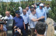 Артем Здунов посетил Магарамкентский и Сулейман-Стальский районы