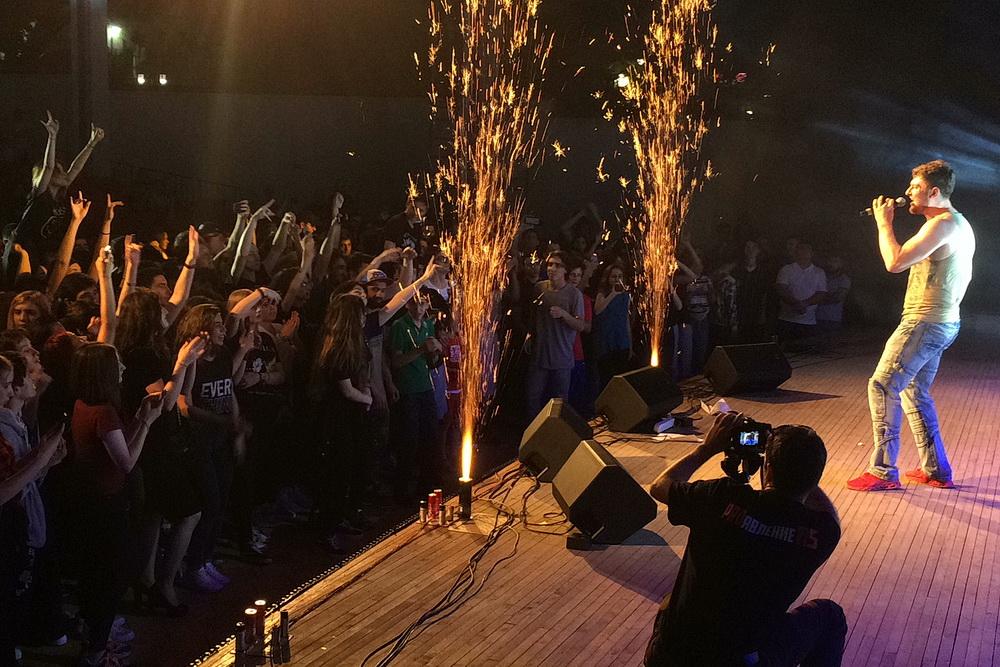«PROявление 05»: как в Дагестане прошел фестиваль этно, рока и джаза (ФОТО, ВИДЕО)