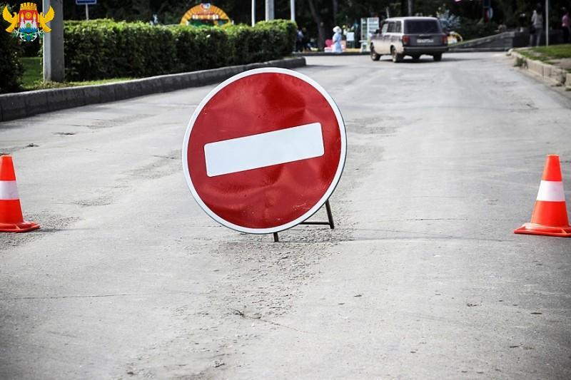 На выходных в центре Махачкалы будет ограничено движение автотранспорта