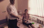Девочке из Буйнакского района, которая находится на лечении в Москве, помогли получить паспорт