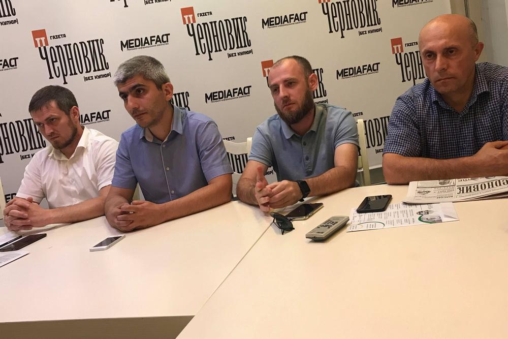 Адвокаты журналиста «Черновика»: Мы будем говорить об этом все громче и громче