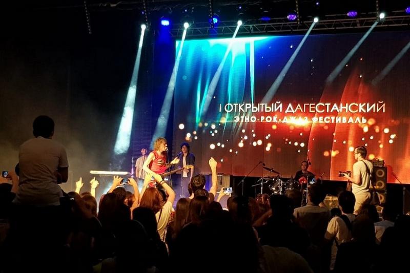 В Дагестане завершился фестиваль «PROявление-05»