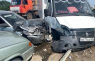 Четыре человека пострадали в двух ДТП в Дагестане (ФОТО)