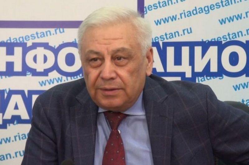 Абдула Пахрудинов прокомментировал закрытие фирм в Дагестане
