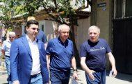 Гаджимагомед Гусейнов проинспектировал ремонт улиц Махачкалы