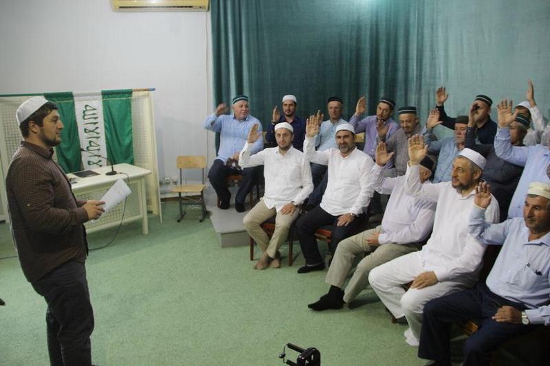 Село Чиркей Буйнакского района включилось в программу развития местных инициатив