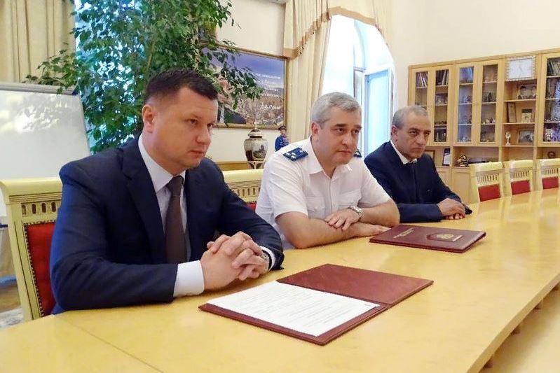 Кандидат на должность прокурора Дагестана представлен Артему Здунову, и. о. главы республики