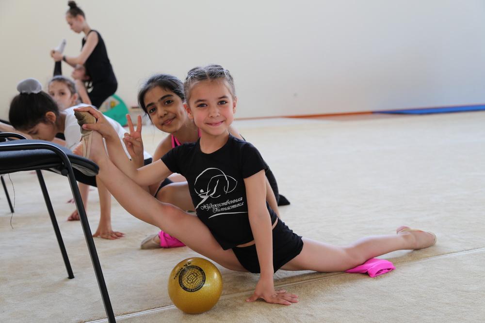 «Мама, хочу на тренировку». Как в Дагестане прижилась художественная гимнастика