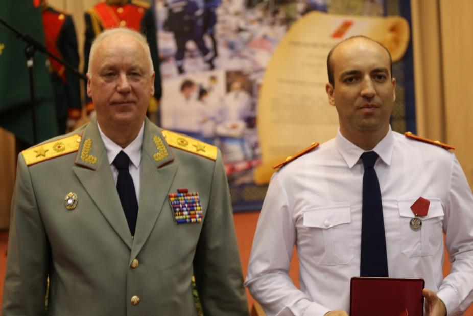 Назначен новый руководитель Махачкалинского следственного отдела на транспорте